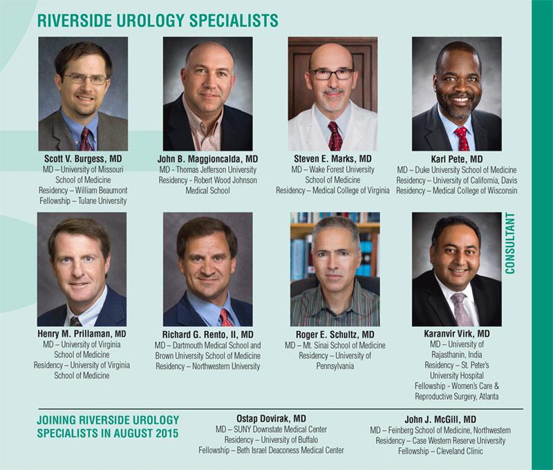 Riverside Urology Specialists: